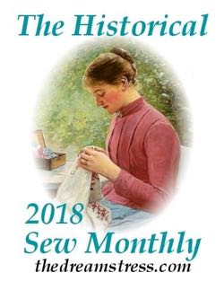 The Historical Sew Monthly 2018
