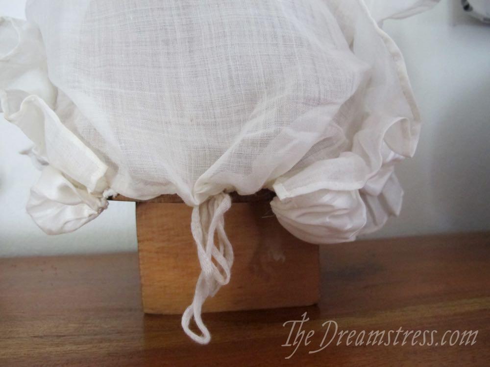1780s American Duchess cap review thedreamstress.com