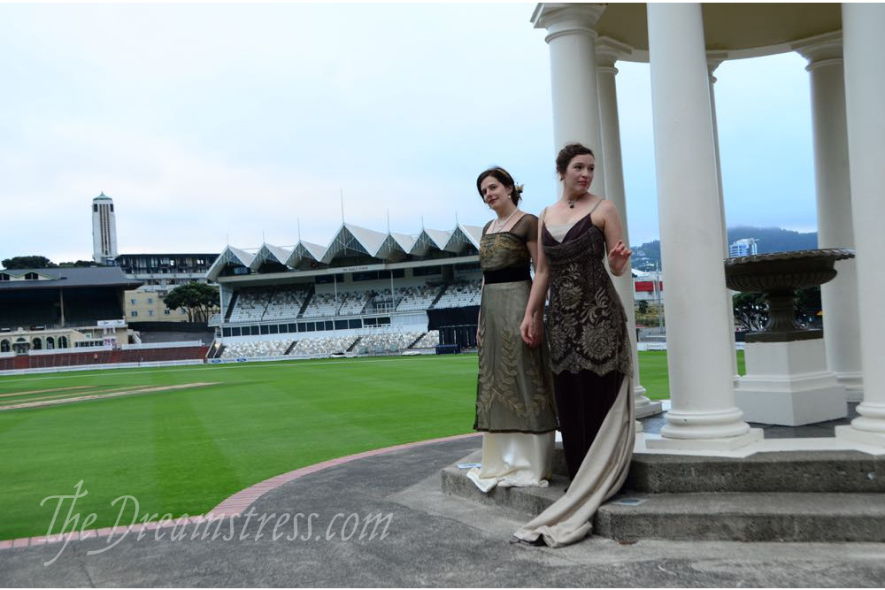1910s evening gowns thedreamstress.com