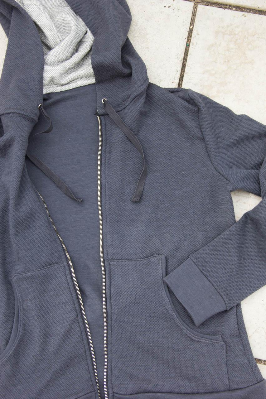 The Otari Hoodie by Scroop Patterns, sewn by Kat Makes @katklebenow