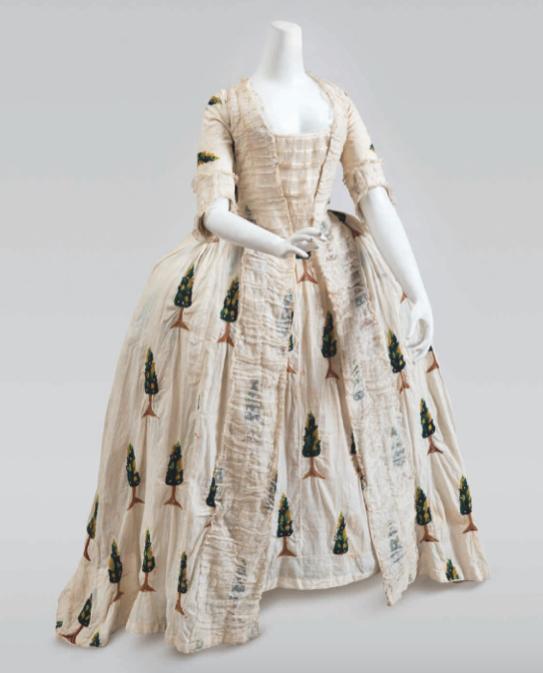 Robe A La Francaise: Rate The Dress: Robe A La Cypress