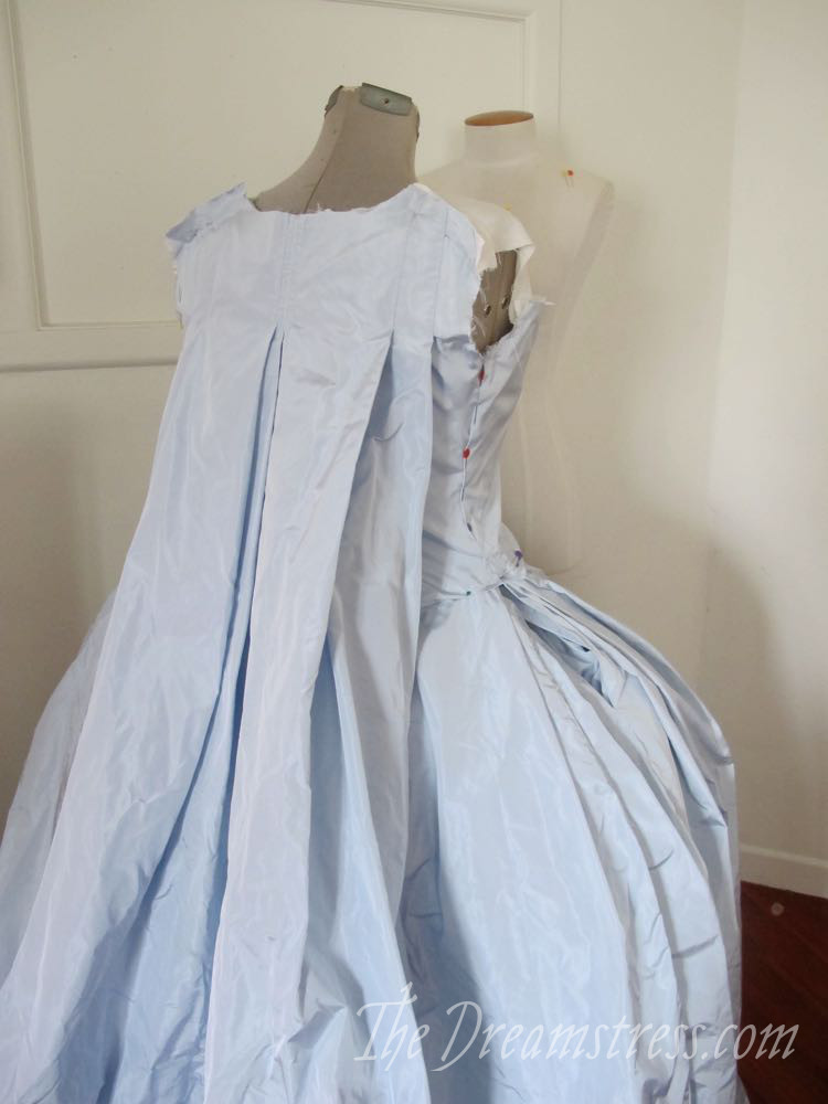1760 Frou Frou Francaise thedreamstress.com