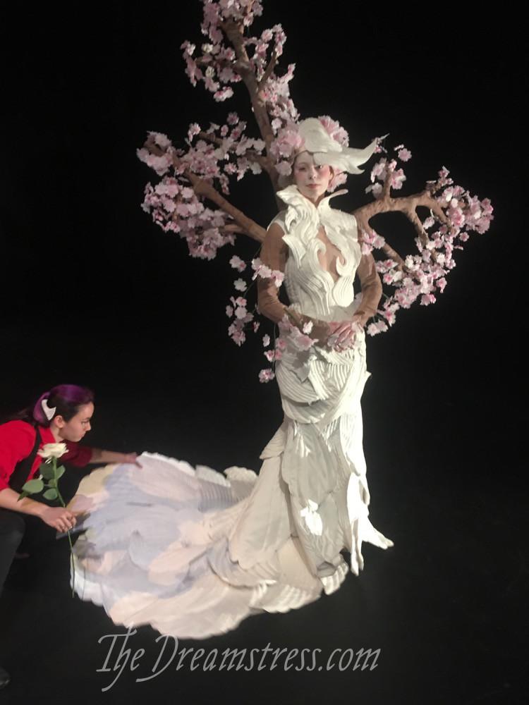 Toi Whakaari Costume Showcase 2018, thedreamstress.com