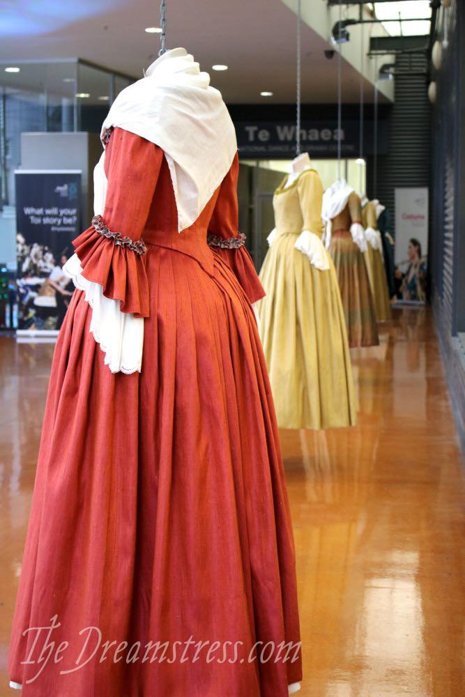Toi Whakaari New Zealand Drama School Costuming