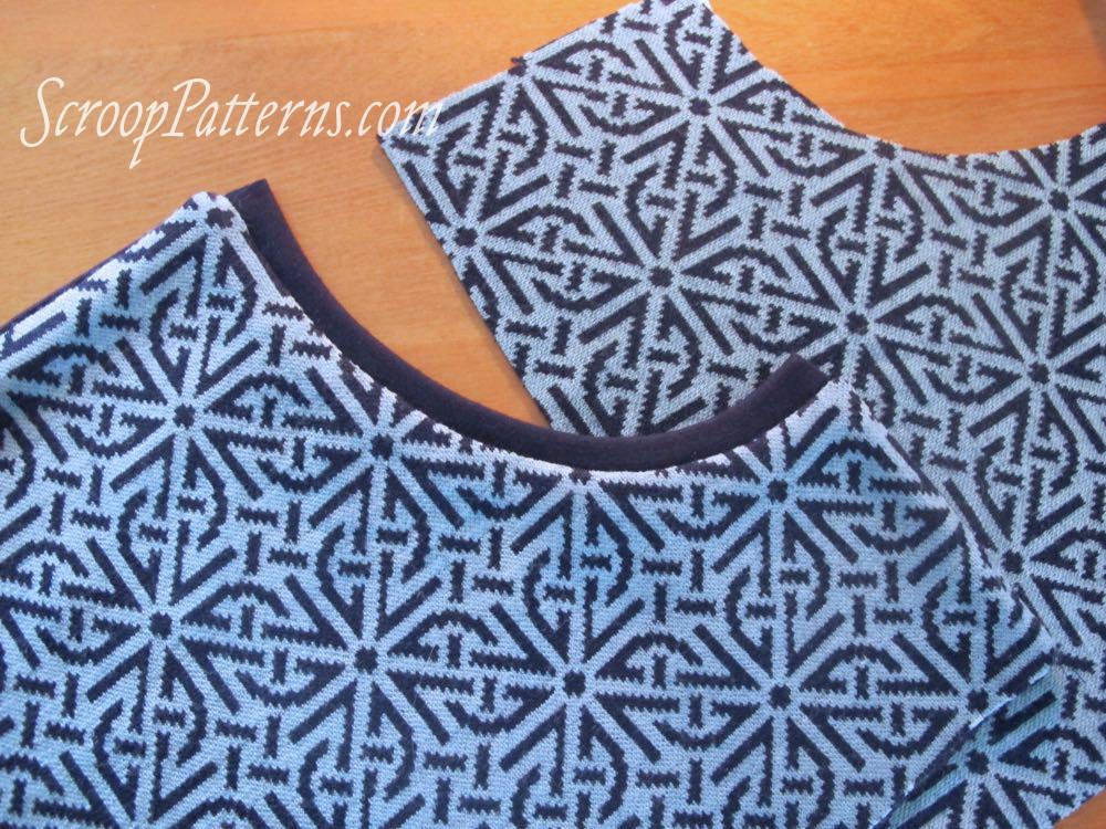 1 Otari Hoodie - Choosing Fabric thedreamstress.com