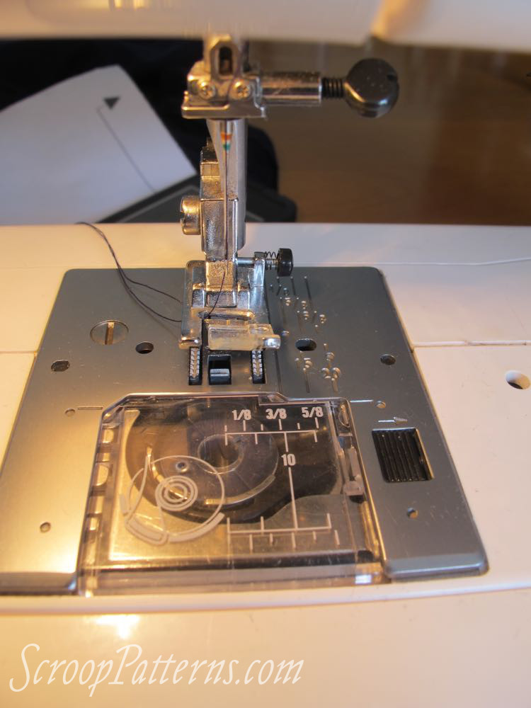 Otari Hoodie Sew Along scrooppatterns.com