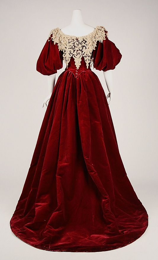 8ffd110d96 Rate the Dress  Red Velvet Worth - The Dreamstress