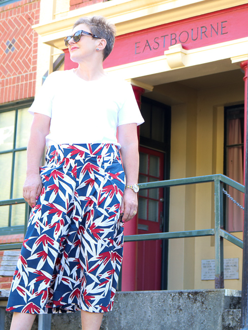 The Eastbourne Trouser Sewing Pattern by Scroop Patterns scrooppatterns.com