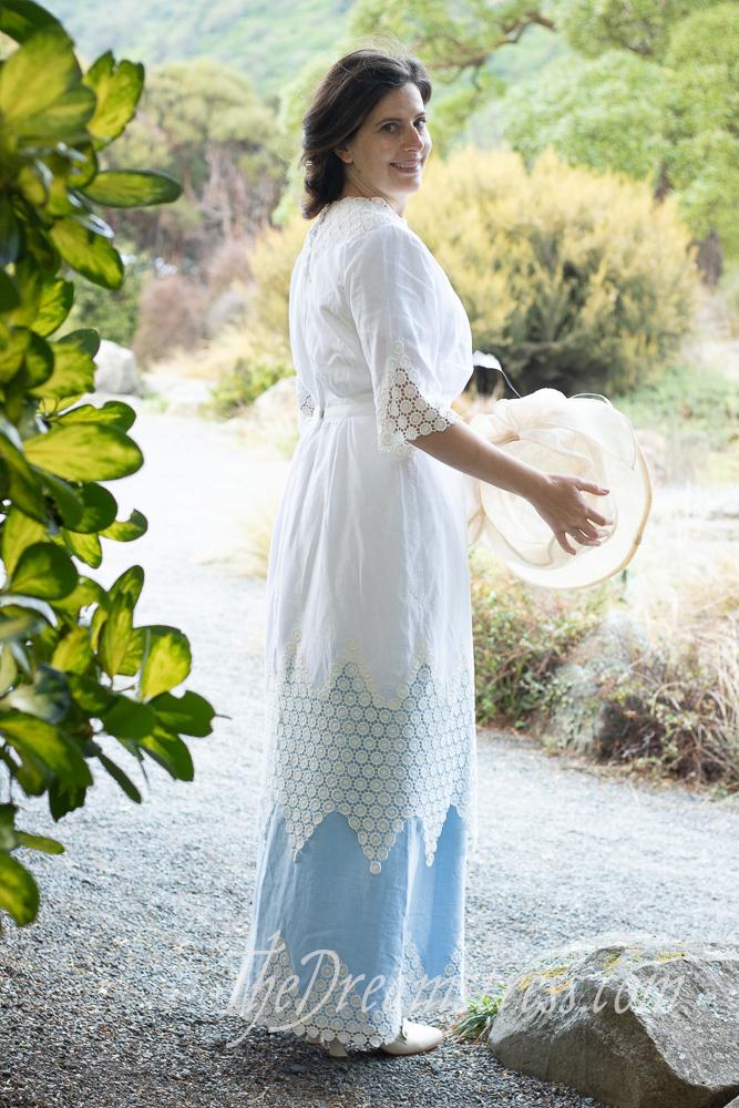 The 1910-11 inspired Little Miss Muffet lingerie dress