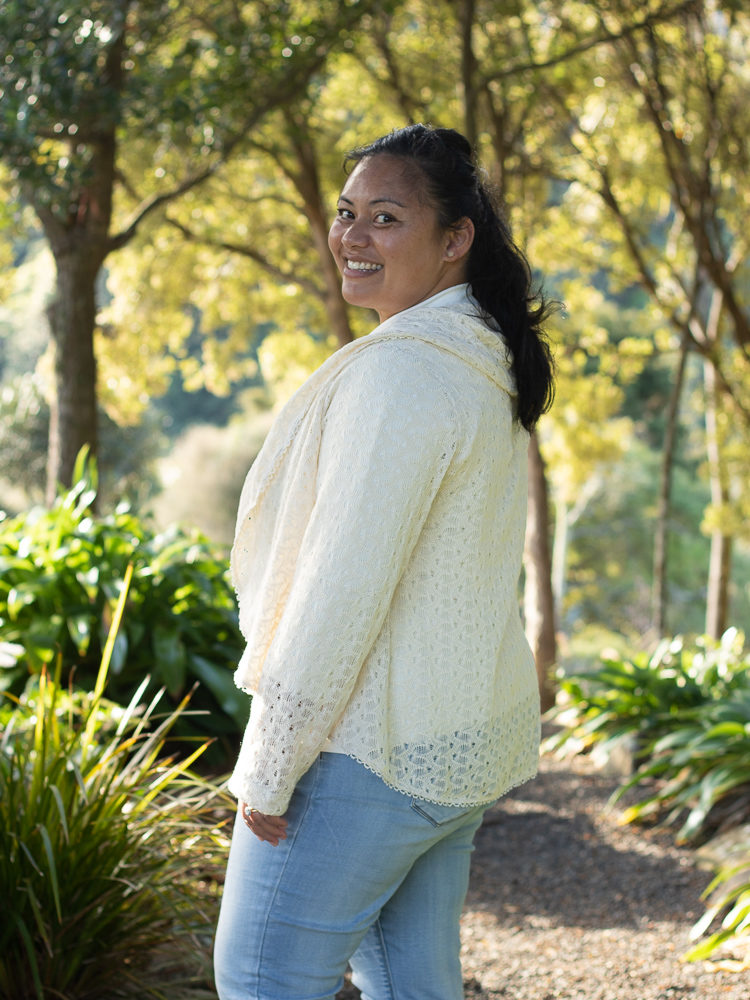 The Scroop Patterns Mahina Cardigan scrooppatterns.com