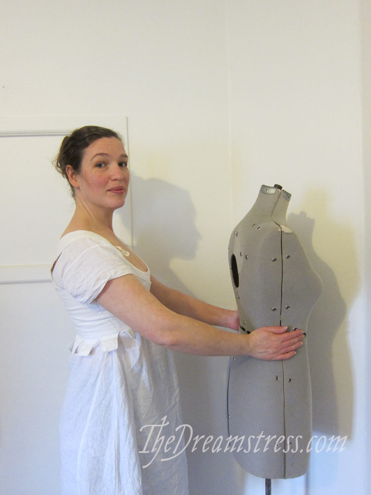 1790s jumps from the pattern in Jill Salen's Corsets, thedreamstress.com