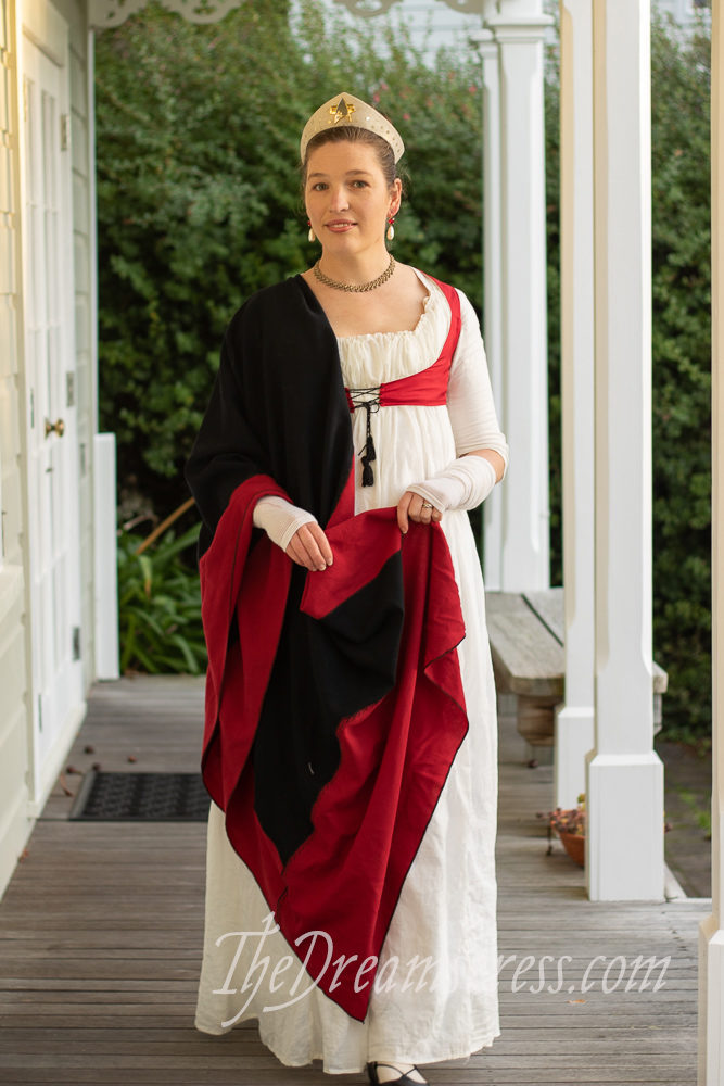 A Regency Captain Janeway cosplay, thedreamstress.com