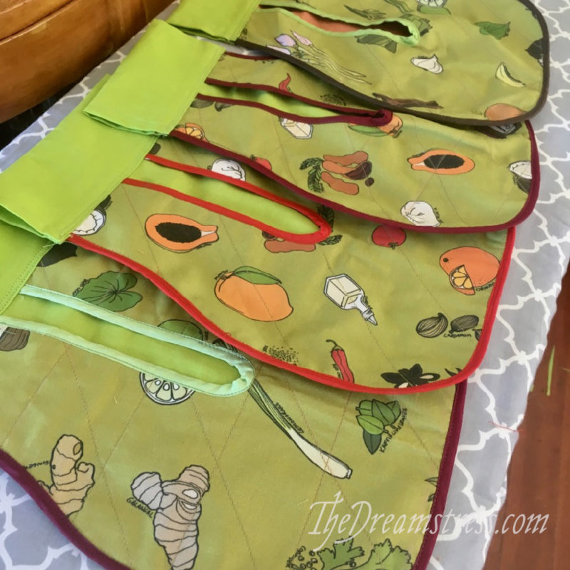 Modern 18th century pockets thedreamstress.com