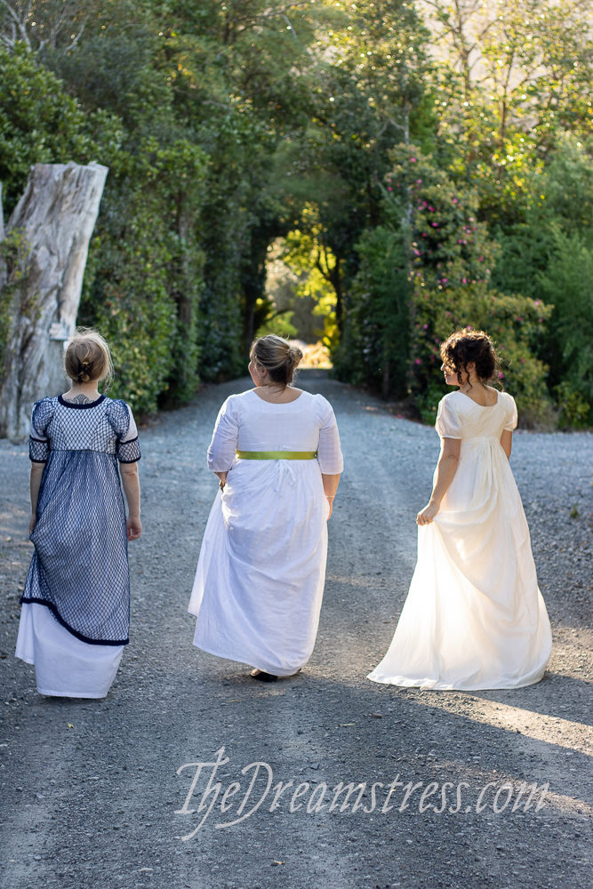 The NZSEHR 2019 in Regency thedreamstress.com
