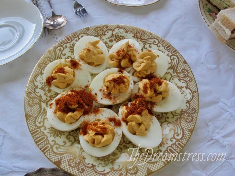 Historical food thedreamstress.com
