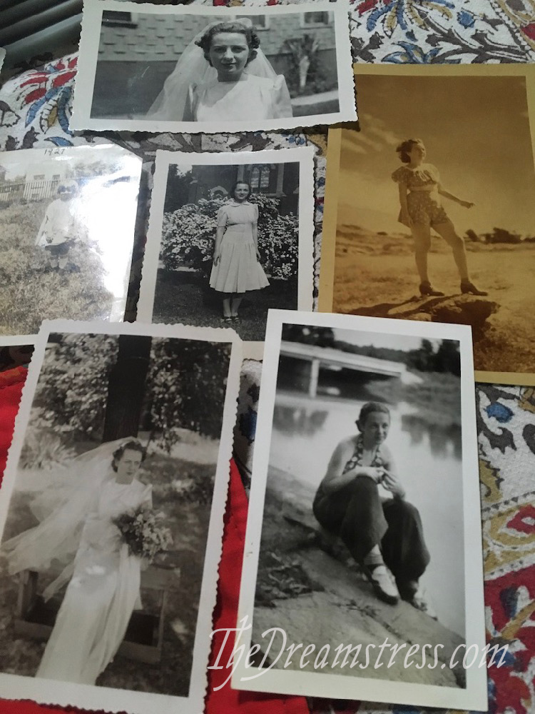 Family history thedreamstress.com