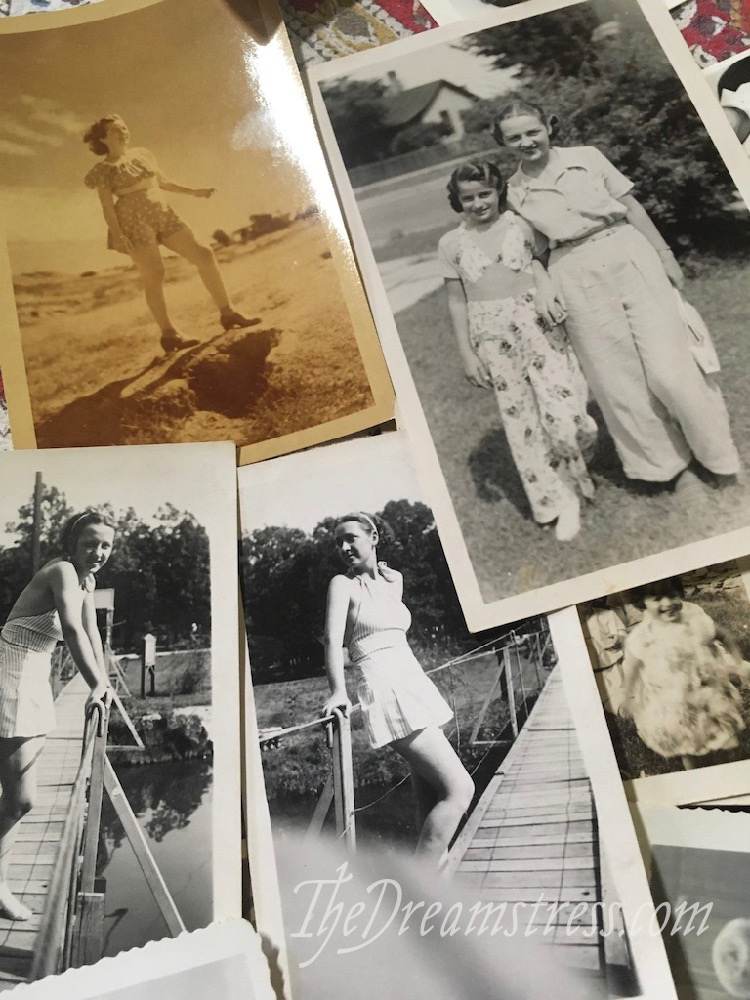 Family history thedreamstress.com
