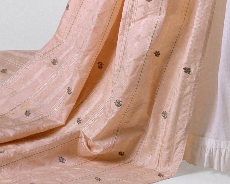 Robe, 1790s, American, silk, Metropolitan Museum of Art, 1998.269
