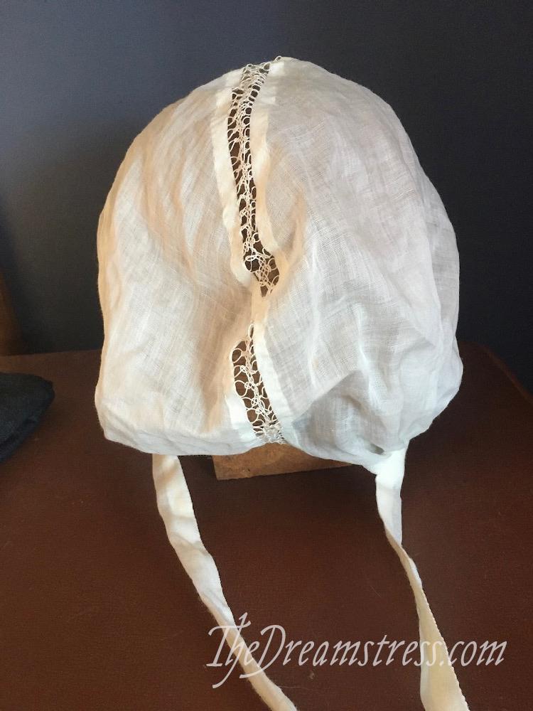 A 'St Birgitta's Cap' thedreamstress.com