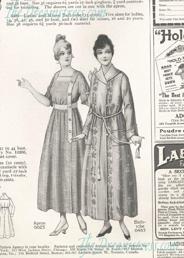 Pictoral Review, April 1916 thedreamstress.com