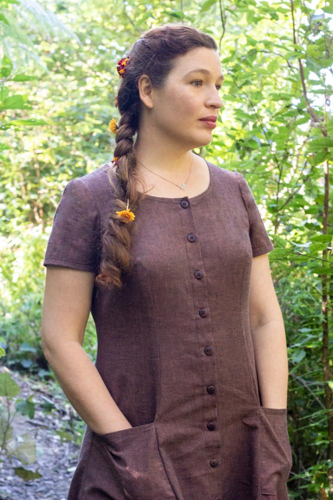 The Scroop Patterns Robin Dress scrooppatterns.com