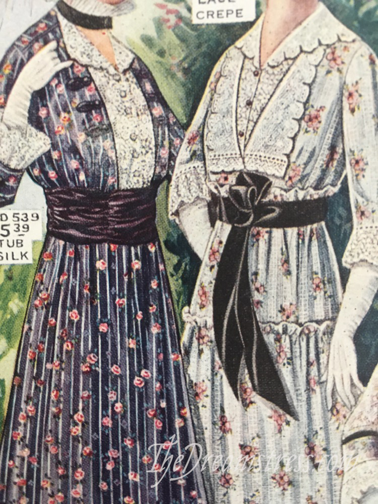 Spring Styles for 1915, thedreamstress.com