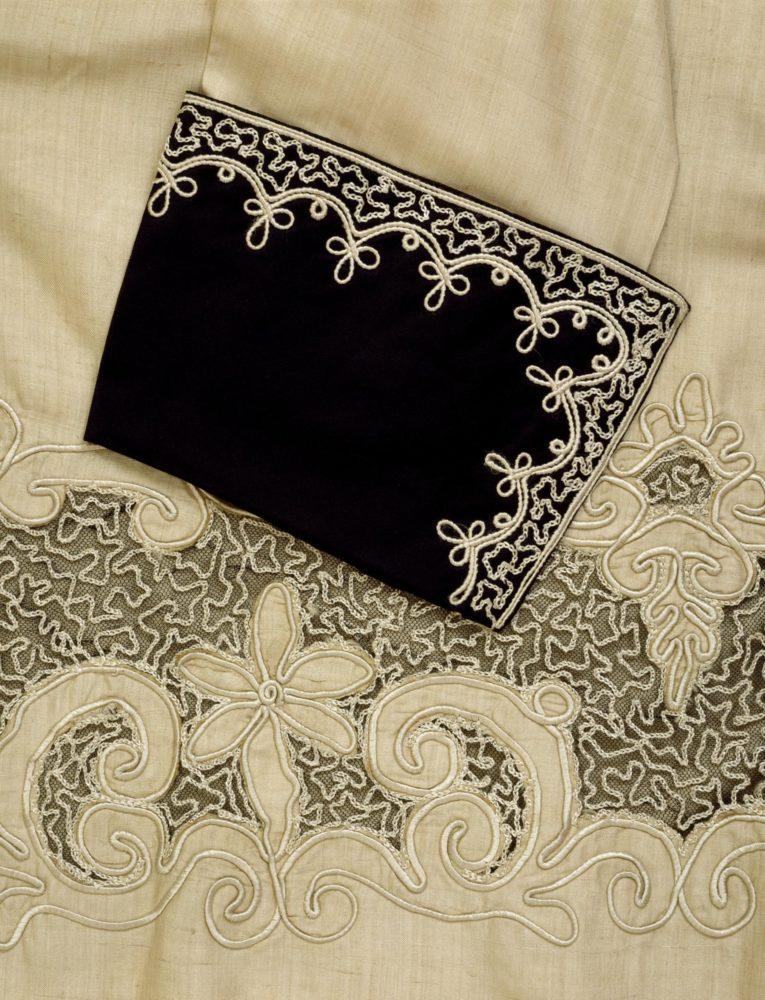 Dust coat, England or France, 1905-1908, Tussah silk, satin, floss silk, Victoria & Albert Museum,  T.333-1987