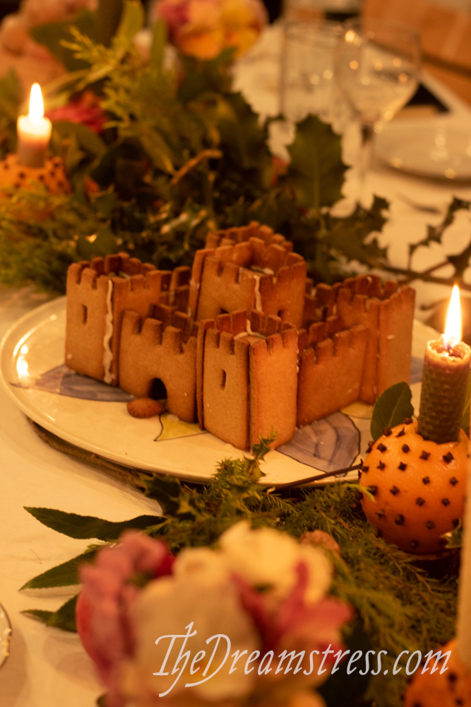 Midwinter Medieval Feast thedreamstress.com