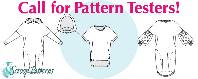 Te Aro Testers Wanted Scroop Patterns