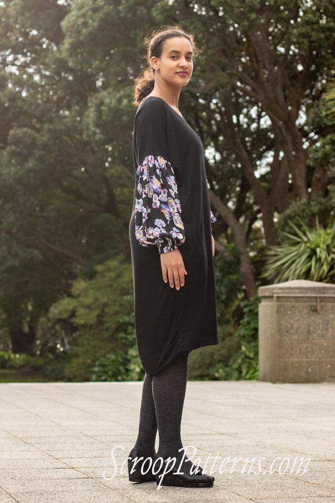 Te Aro Dress & Top ScroopPatterns.com
