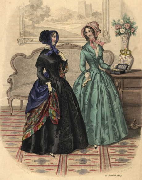 Fashions for 1847