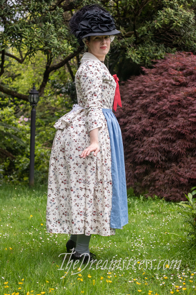 The Frances Rump from Scroop Patterns