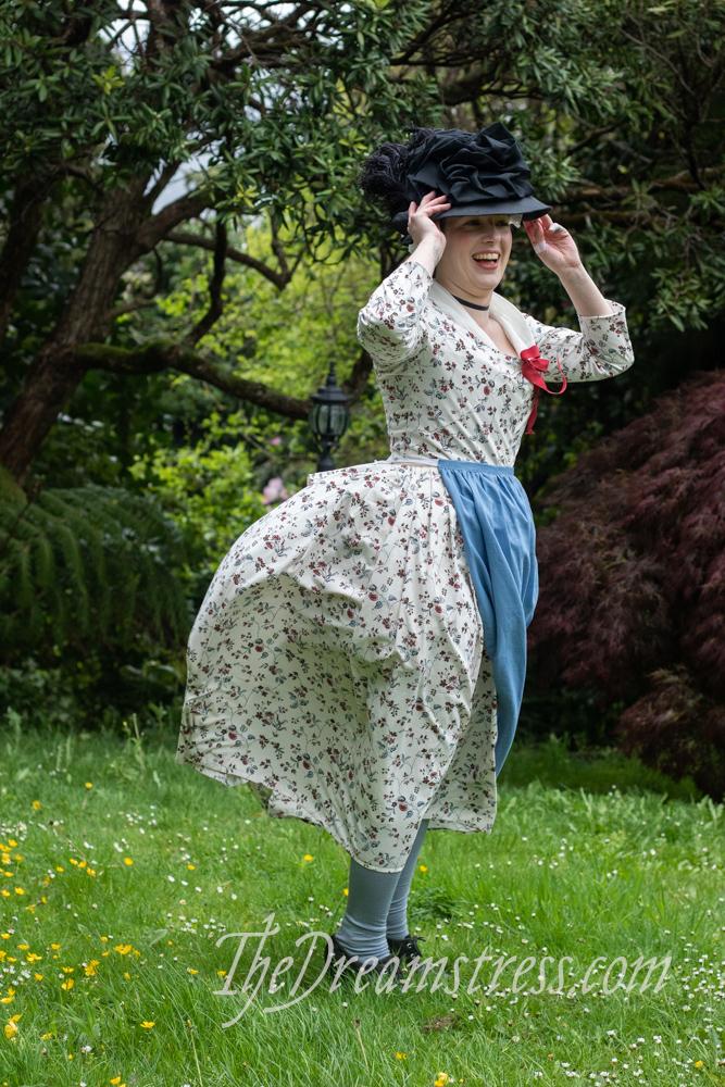 Scroop Patterns & Virgil's Fine Goods Amalia Jacket