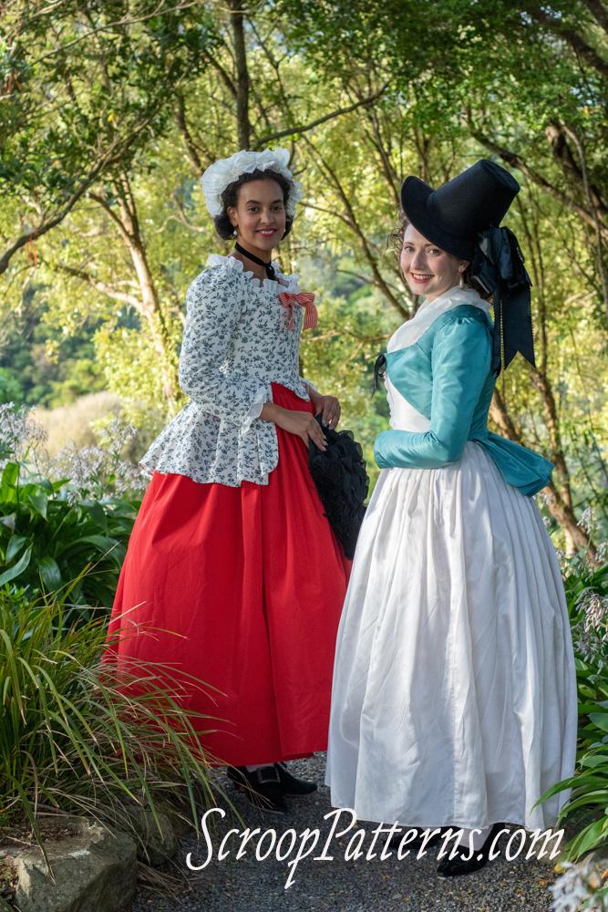 Scroop Patterns + Virgil's Fine Goods Amalia Jacket scrooppatterns.com