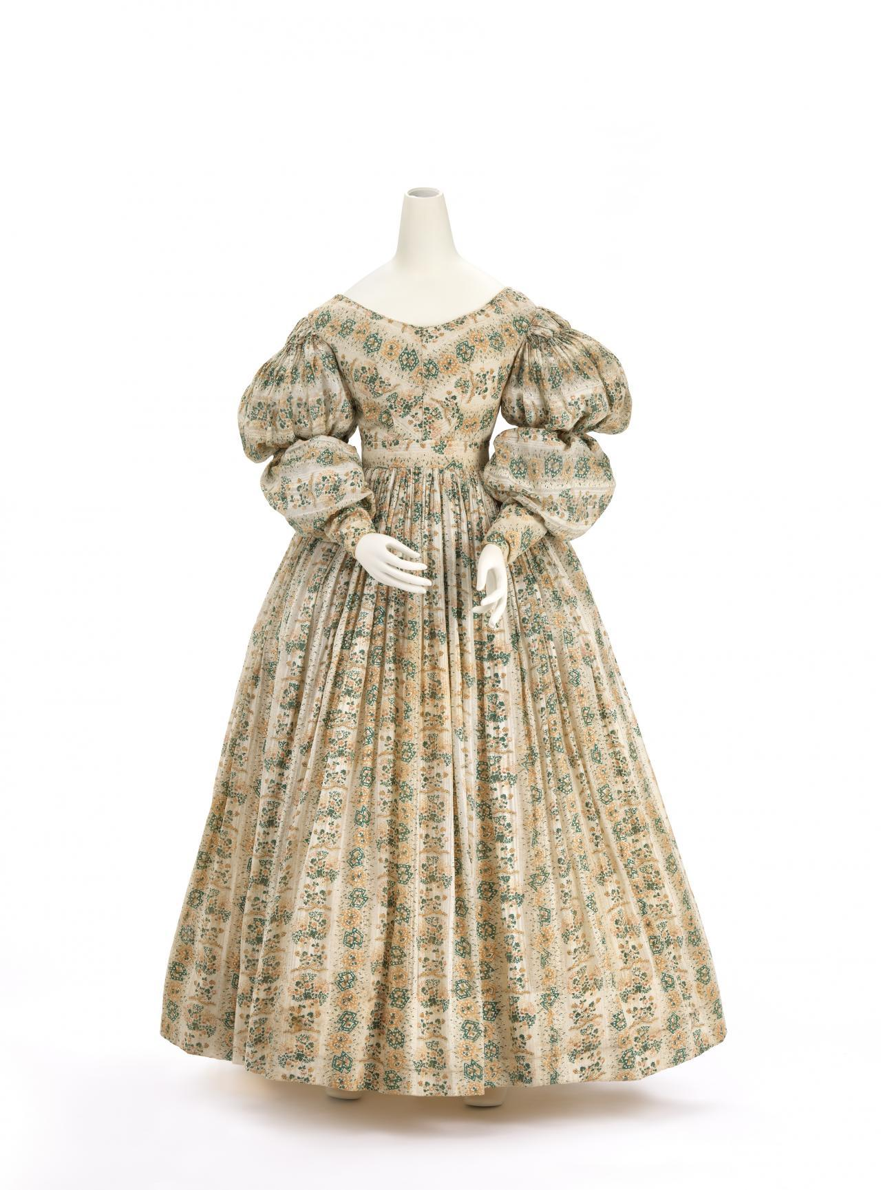 Morning Dress, 1834-1836, National Gallery of Victoria