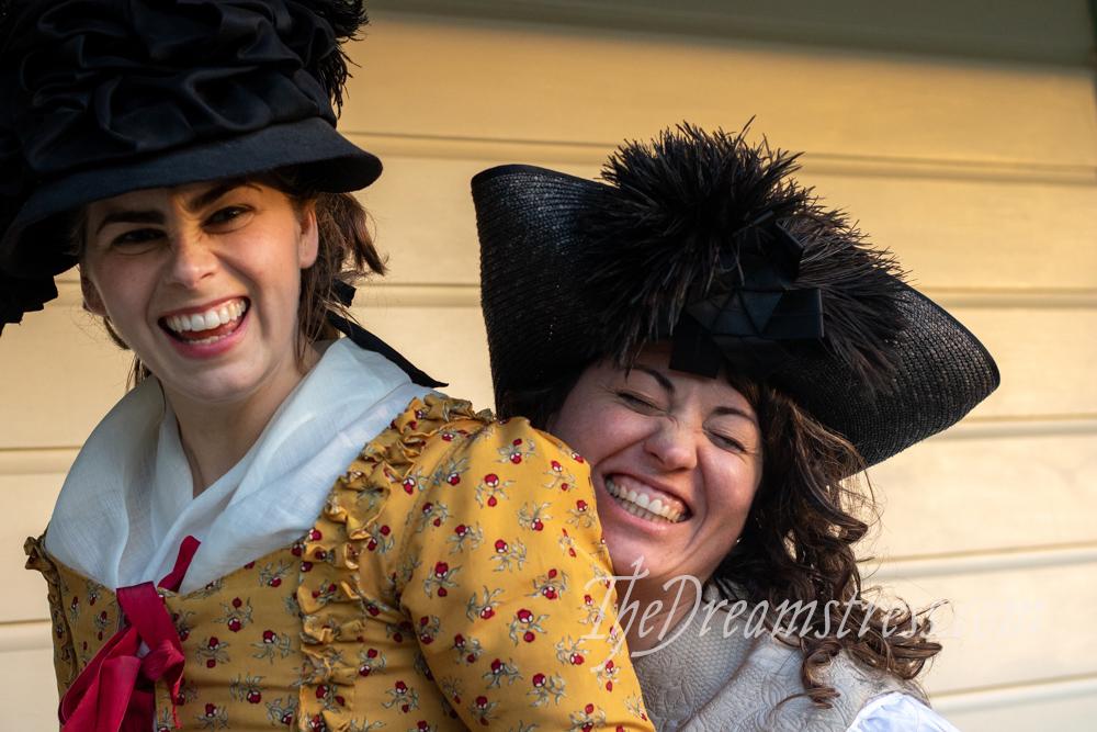 Amalia Jacket and 18th century dress ups thedreamstress.com