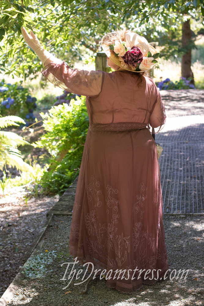 Edwardian costuming for non-sewists thedreamstress.com