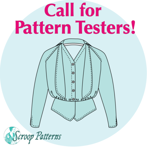 Selina Testers Wanted scrooppatterns.com