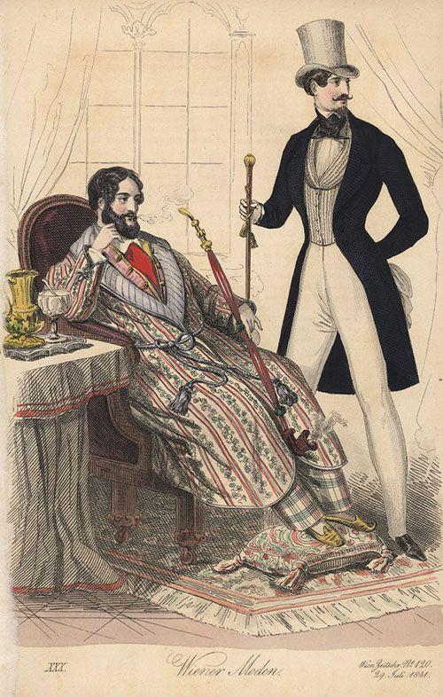 Wiener Moden, circa 1841