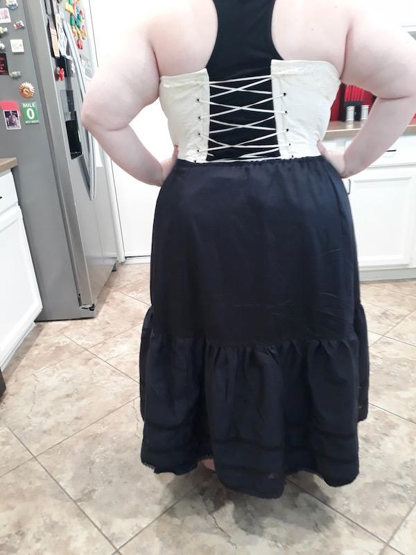 @Acolytejezebel Scroop Patterns Ettie Petticoat